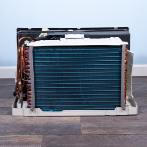 "Image 5 of TTW Unit - 12k Gree 26"" 208v Air Conditioner With Resistive Electric Heat"