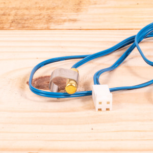 Image 3 of New Amana Thermistor For PTAC Units (0130P00093)
