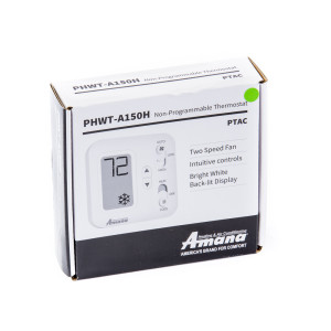 Image 3 of New Amana Thermostat For PTAC Units (PHWTA150H)