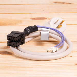 Image 1 of New GE Cord For PTAC Units (RAK520P) - DS