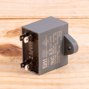 Image 1 of Capacitor - NEW - Fan - 69700443 - Friedrich - 1
