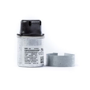 Image 2 of New Amana Capacitor For PTAC Units (0130M00329S)