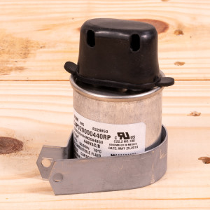 Image 1 of New Amana Capacitor For PTAC Units (CAPKT01)