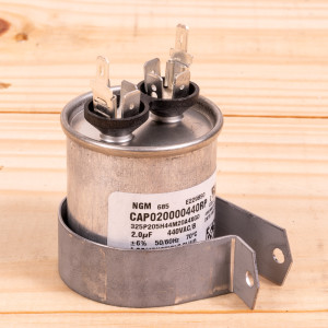 Image 3 of New Amana Capacitor For PTAC Units (CAPKT01)