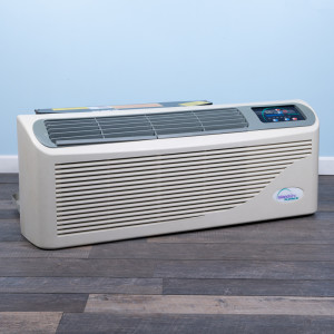 Image 3 of 12k BTU Reworked Gold-rated PTAC Unit with Resistive Electric Heat - 208/230V, 20A, NEMA 6-20