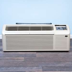 Image 1 of 9k BTU Reworked Gold-rated Gree PTAC Unit with Resistive Electric Heat Only - 208/230V, 20A, NEMA 6-20