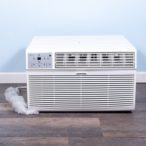 Image 1 of TTW Unit - 12k Midea Arctic King ER82 Series 208v Air Conditioner with 3.5 kW Electric Heat