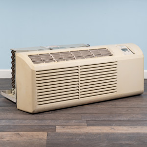 Image 3 of 7k BTU Reworked Gold-rated Amana PTAC Unit with Resistive Electric Heat Only - 208/230V, 15A, NEMA 6-15