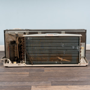 Image 6 of 7k BTU Reworked Gold-rated Amana PTAC Unit with Resistive Electric Heat Only - 208/230V, 15A, NEMA 6-15