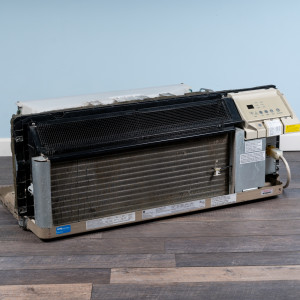 Image 5 of 12k BTU Reworked Silver-rated PTAC Unit with Heat Pump - 265/277V, 15A, NEMA 7-15