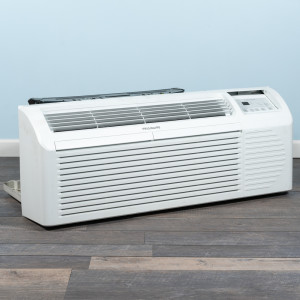 Image 3 of 9k BTU Reworked Gold-rated Frigidaire PTAC Unit with Resistive Electric Heat Only - 265/277V, 20A, NEMA 7-20