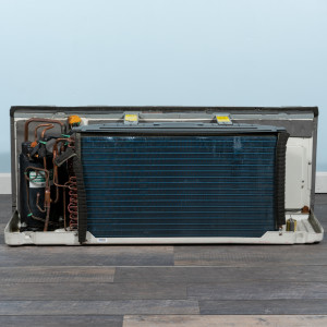 Image 6 of 9k BTU Reworked Gold-rated Frigidaire PTAC Unit with Resistive Electric Heat Only - 265/277V, 20A, NEMA 7-20