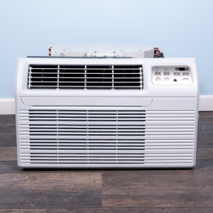 Image 1 of New Gree 12,000 BTU TTW Air Conditioner 230 volt - 20 amp - with Digital Controls and Heat Pump (26TTW12HP230V1A-T)