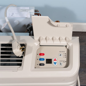 Image 2 of 9k BTU New Amana PTAC Unit with Heat Pump - 208/230V, 30A, NEMA 6-30 (PTH093G50AXXX)