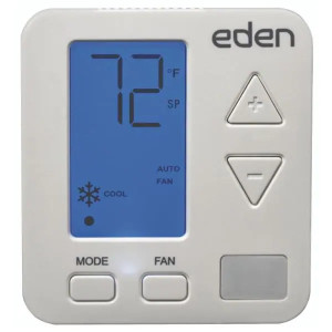 Image 1 of New Amana Wireless Thermostat For PTAC Units (DS01G)