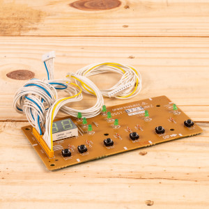 Image 1 of New GE Control Board For PTAC Units (WP26X10038)