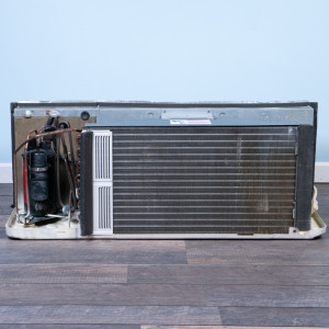 Image 6 of 7k BTU Reworked Gold-rated Trane PTAC Unit with Resistive Electric Heat Only - 208/230V, 20A, NEMA 6-20