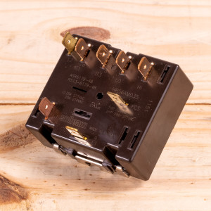 Image 3 of New Carrier Rotary Switch For PTAC Units (68700207)