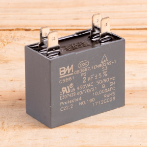 Image 3 of Capacitor - NEW - Fan - 68700091 - Friedrich - 1