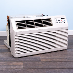 """Image 4 of TTW Unit - 9k Amana PBH Series 26"""" 115v Air Conditioner With Integral Heat Pump and No Resistive Heat"""