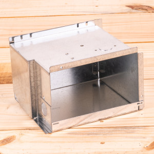Image 1 of New GE Direct Connect Junction Box For PTAC Units (RAK4002C)