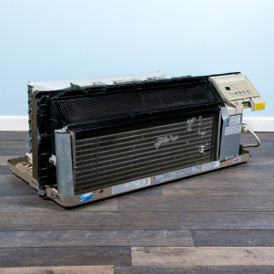 Image 5 of 9k BTU Reworked Gold-rated GE PTAC Unit with Resistive Electric Heat Only - 265/277V, 20A, NEMA 7-20