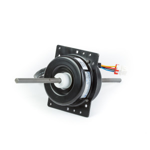 Image 3 of New Friedrich Double Shaft Motor For PTAC Units (67303050)