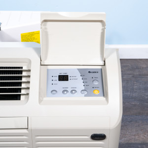 Image 2 of 12k BTU New Gree PTAC Unit with Resistive Electric Heat Only - 208/230V (ETAC2-12HC230VA-CP)