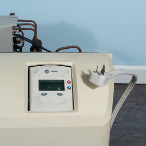 Image 2 of 7k BTU Reworked Gold-rated Trane PTAC Unit with Resistive Electric Heat Only - 208/230V, 20 A, NEMA 6-20