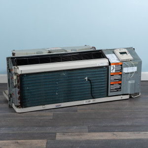 Image 5 of 7k BTU Reworked Gold-rated Trane PTAC Unit with Resistive Electric Heat Only - 208/230V, 20 A, NEMA 6-20