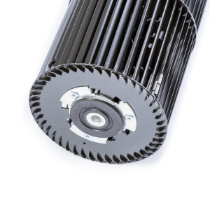 Image 3 of New Amana Blower Fan For PTAC Units (0150P00004S)