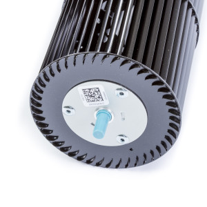 Image 4 of New Amana Blower Fan For PTAC Units (0150P00004S)