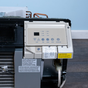 Image 4 of 9k BTU Reworked Platinum-rated GE PTAC Unit with Resistive Electric Heat Only - 208/230V, 20A, NEMA 6-20