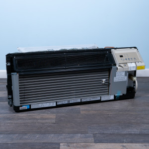 Image 5 of 9k BTU Reworked Platinum-rated GE PTAC Unit with Resistive Electric Heat Only - 208/230V, 20A, NEMA 6-20
