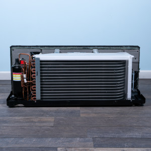 Image 6 of 9k BTU Reworked Platinum-rated GE PTAC Unit with Resistive Electric Heat Only - 208/230V, 20A, NEMA 6-20