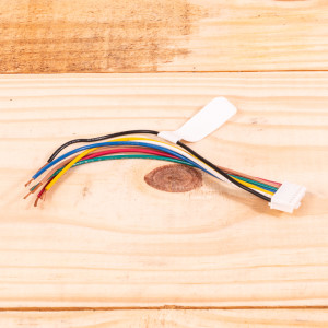 Image 2 of New GE Thermostat Wire Harness For PTAC Units (68700104)