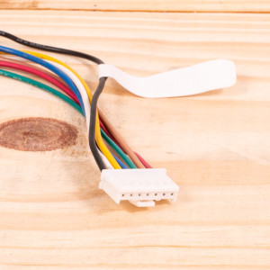 Image 3 of New GE Thermostat Wire Harness For PTAC Units (68700104)