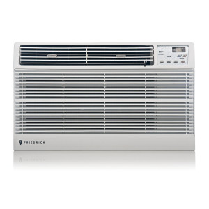 """Image 1 of TTW Unit - 10k Friedrich UE Series 230v 26"""" Air Conditioner With 3.5 kW Electric Heat"""