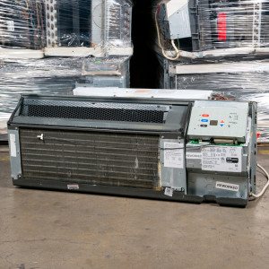 Image 2 of 12k BTU Reworked Gold-rated Amana PTAC Unit with Resistive Electric Heat Only - 208-230V, 20A