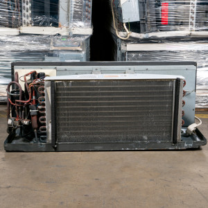 Image 7 of 12k BTU Reworked Gold-rated Amana PTAC Unit with Resistive Electric Heat Only - 208-230V, 20A