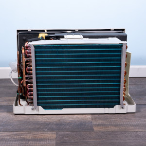 Image 5 of New Amana 9,000 BTU TTW Air Conditioner 230V 20A with Digital Controls and Electric Heat
