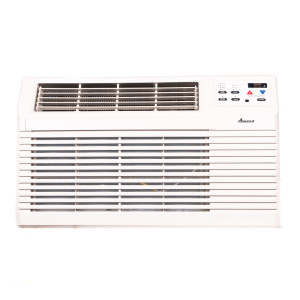 Image 1 of New Amana 9,000 BTU TTW Air Conditioner 115V 15A with Digital Controls with Heat Pump