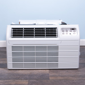 Image 1 of New Gree 9,000 BTU TTW Air Conditioner - 230 volt - 20 amp - with Digital Controls and Electric Heat (26TTW09HC230V1A-T)