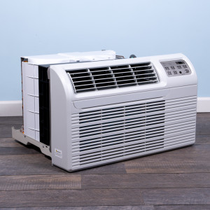 Image 4 of New Gree 9,000 BTU TTW Air Conditioner - 230 volt - 20 amp - with Digital Controls and Electric Heat (26TTW09HC230V1A-T)