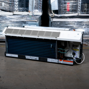Image 4 of 7k BTU New GE PTAC Unit with Heat Pump - 265/277V (AZ65H07EAC)