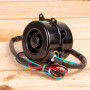 Image 1 of New Friedrich Outdoor Fan Motor For PTAC Units (68700078)