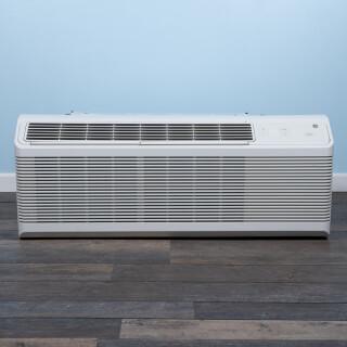 Image of 9k BTU New GE PTAC Unit with Heat Pump - 208/230V (AZ65H09DAB)