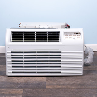 Image of New Gree 9,000 BTU TTW Air Conditioner - 230 volt - 20 amp - with Digital Controls and Heat Pump (26TTW09HP230V1A-T