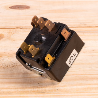 Image of New Amana Rotary Switch For PTAC Units (45010320)