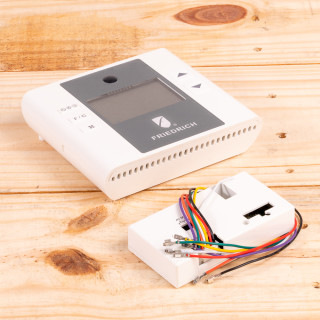 Image of New Friedrich Wireless Thermostat For PTAC Units (EMWRT1)